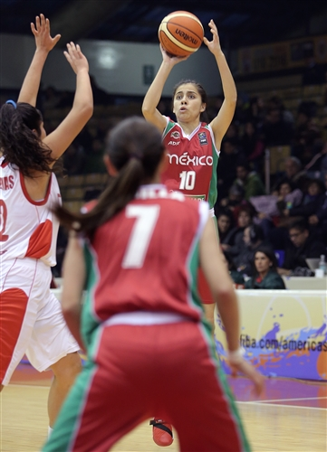 10 Daniela Sanchez (MEX)