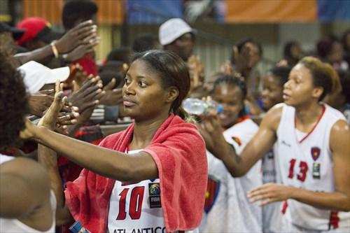 10 Sonia Ndoniema (ANG)