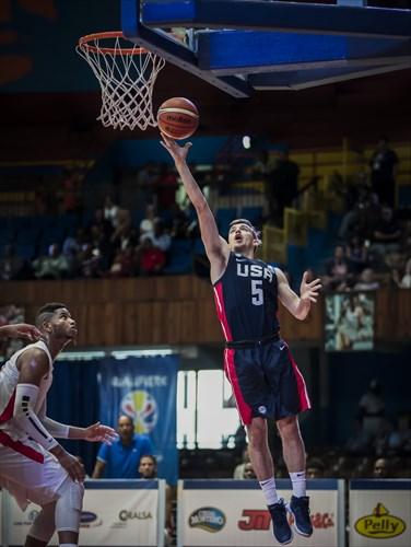 FIBA USA vs CUBA 014