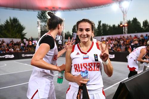 7 Yulia Kozik (RUS)