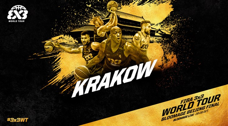 Krakow R8 Basket (POL) Team Preview: FIBA 3x3 World Tour Bloomage Beijing Final