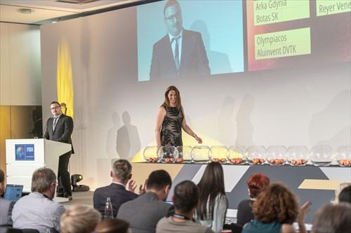 Draw Ceremony - Munich Airport