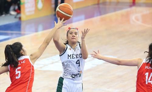 4 Rosa Montes (MEX)