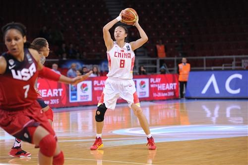 8 Jing HUANG (China)