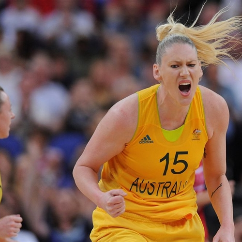 The Australian legend: Lauren  JACKSON
