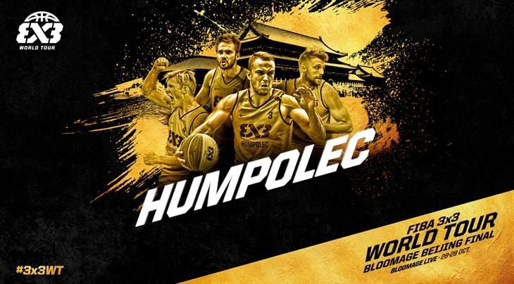 Humpolec (CZE) Team Preview: FIBA 3x3 World Tour Bloomage Beijing Final