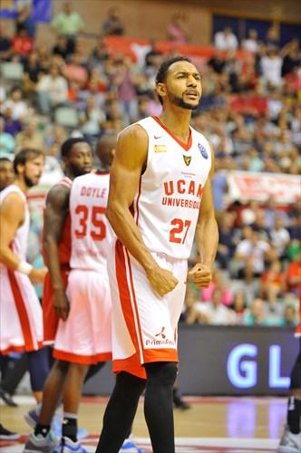 27 Sadiel Rojas (UCAM)