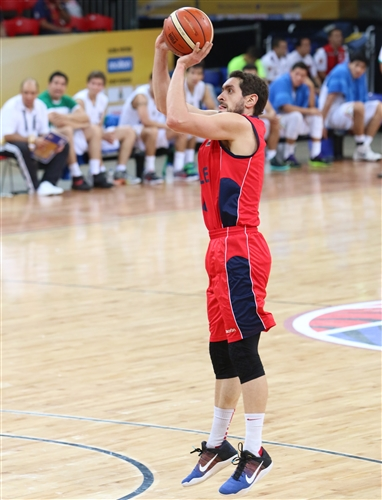 6 Pablo Andres Coro Quitral (CHI)