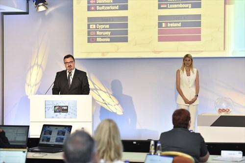 FIBA EuroBasket 2025 Pre-Qualifiers First Round draw - August 20, 2021