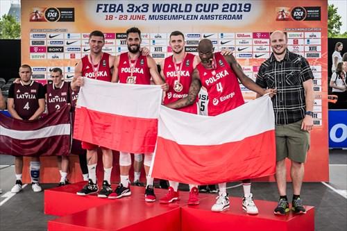 14 Pawel Pawlowski (POL), 13 Marcin Sroka (POL), 8 Przemyslaw Zamojski (POL), 4 Michael Hicks (POL)