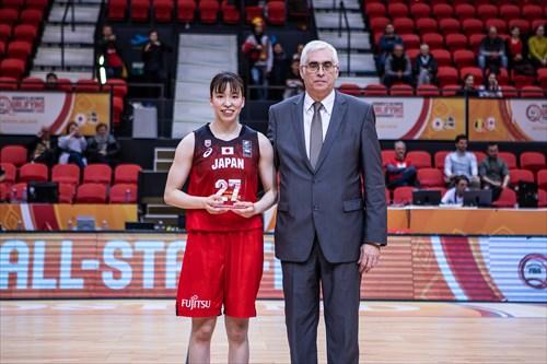 27 Saki Hayashi (JPN)