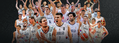 Gold medal candidates? Serbia announce their deepest squad in years