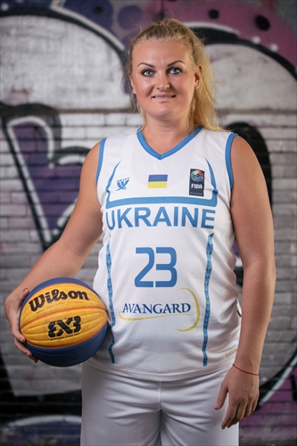 Anna ZARYTSKA