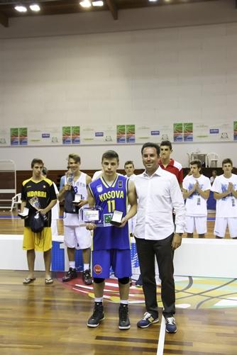2015 FIBA U16 European Championship Division C