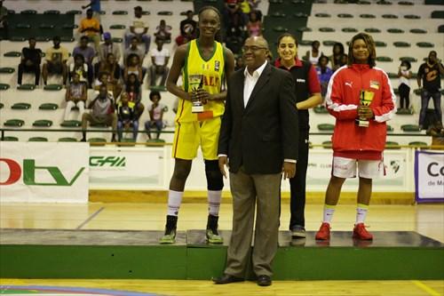 5 Aissetou Coulibaly (MLI)