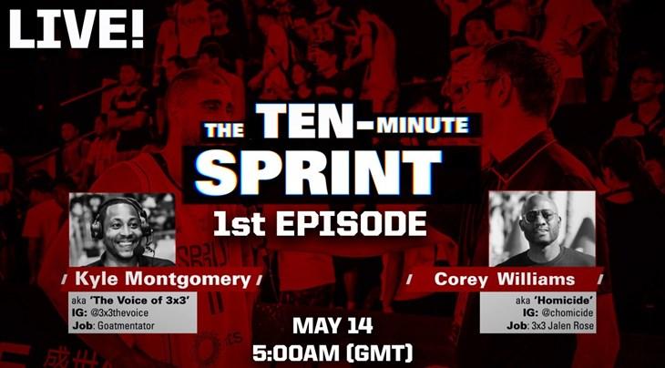 'Ten-Minute Sprint' episode 1 recap