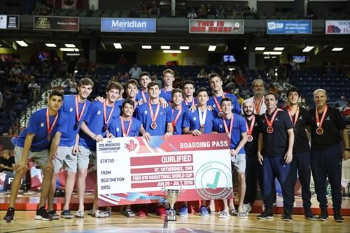 Argentina Bronze Medal