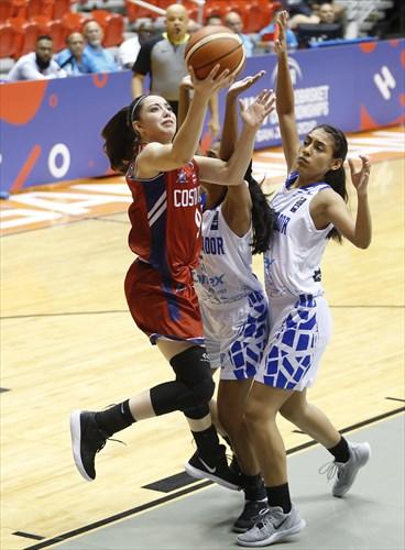 9 Valeria Gonzalez (CRC)
