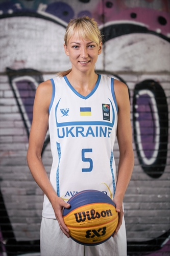 Oksana KISILOVA