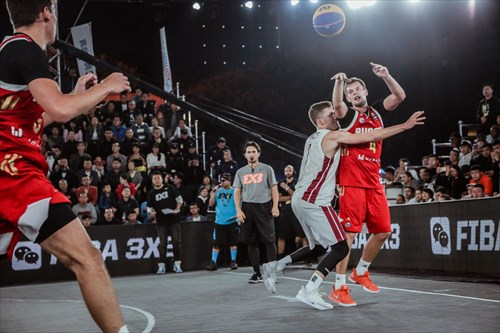 1 Roberts Pāže (LAT), 3 Aleksandr Antonikovskii (RUS)