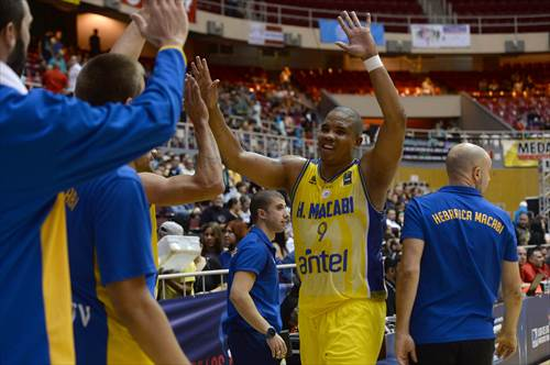 9 Jose Jaime Lloreda Ferron (URU)