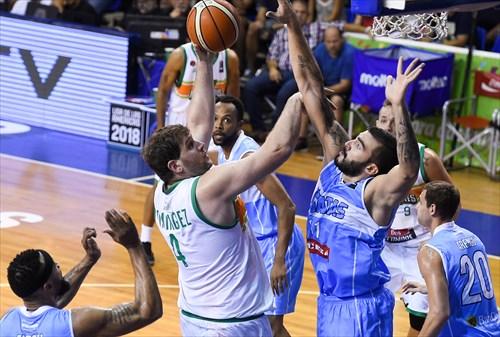 11 Fabián Ramírez (ARG), 4 Emilio Dominguez (ARG)