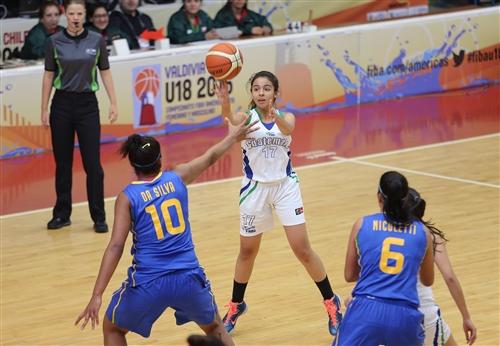 17 Gabriela Vallecillo (GUA)
