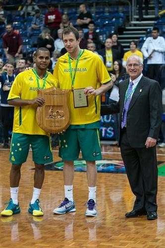 5. Patrick MILLS (Australia) & 7. Joe INGLES (Australia)