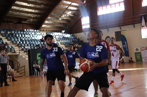 22 Michael Su'euga Pa'aga (ASA)