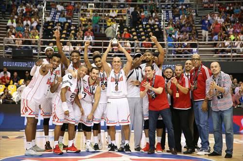 Leones de Ponce 3rd Place Finish