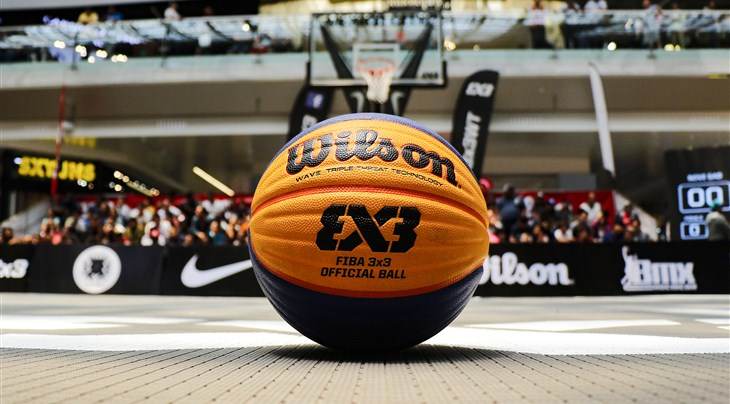 FIBA provides new updates for FIBA 3x3 2020 season