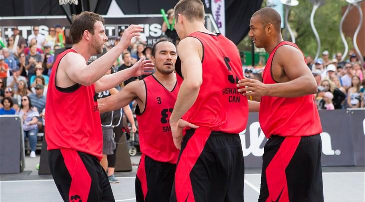 Team Saskatoon split up ahead of FIBA 3x3 World Tour 2019