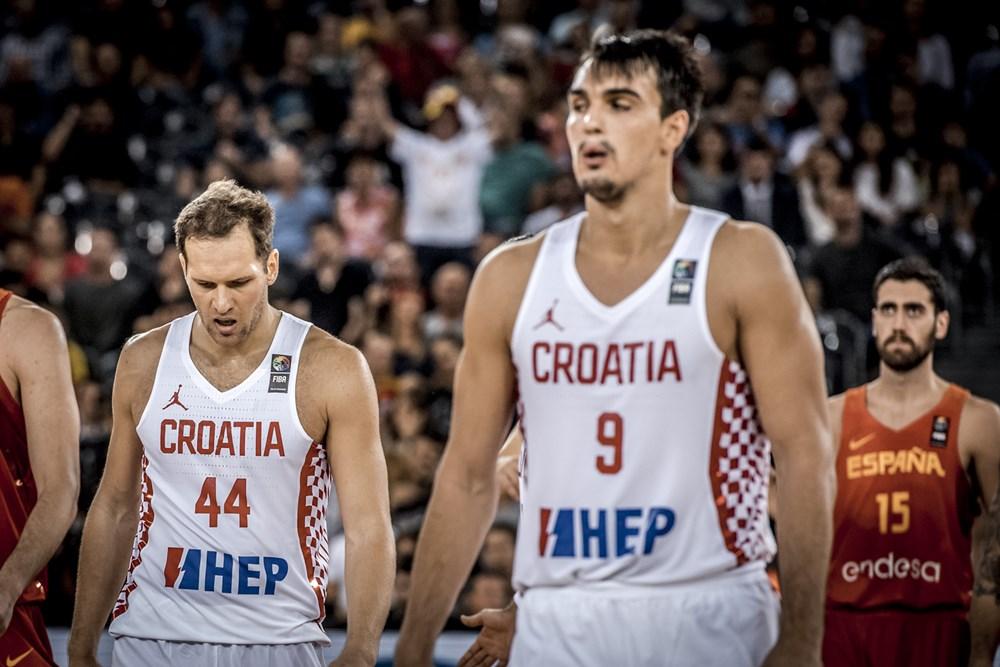 44 Bojan Bogdanovic (CRO), 9 Dario Saric (CRO)