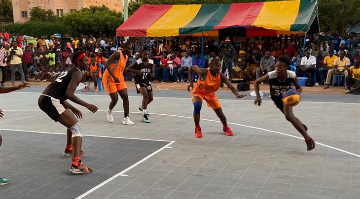 Mali keen on developing 3x3 basketball