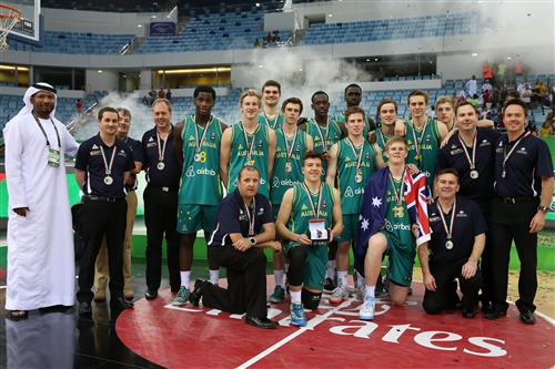 Australia, Silver Medalists