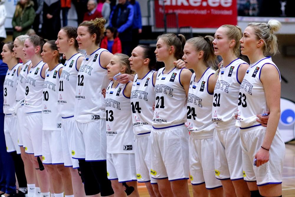 women from estonia
