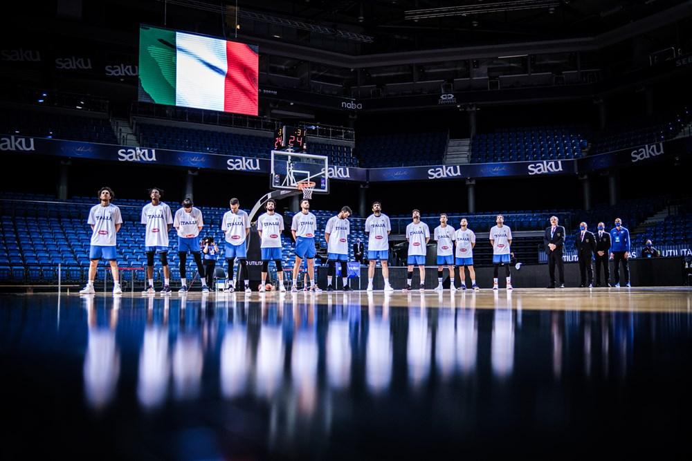 Italia-Macedonia del Nord domani (15.30 italiane) Scelti i 12. Fuori per rotazione Vitali e Zanotti