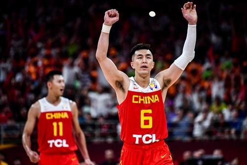 11 Jianlian Yi (CHN), 6 Ailun Guo (CHN)