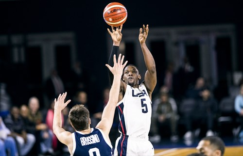 5 Michael Frazier Ii (USA)