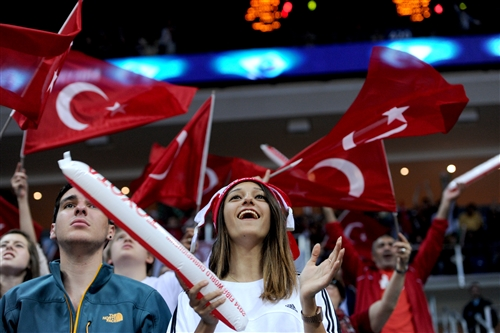 Fans Turkey