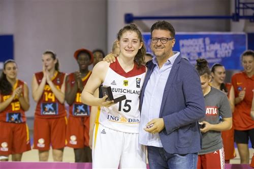 15 Luisa Geiselsoder (GER)