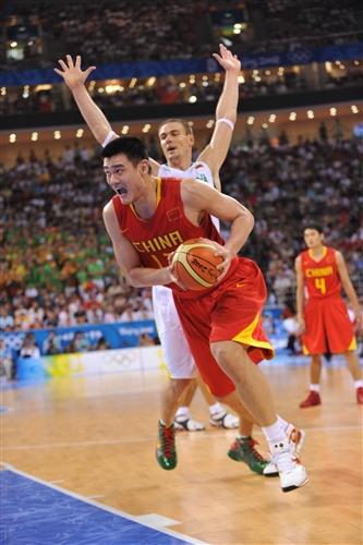 13. Ming YAO (China)