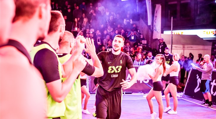 3x3 powerhouses Liman and Novi Sad top seeds for World Tour Masters opener in Doha