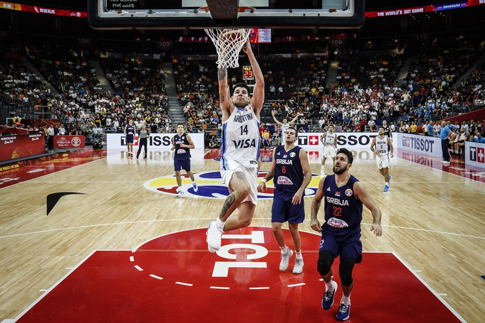 Argentina V Serbia Boxscore Fiba Basketball World Cup 2019