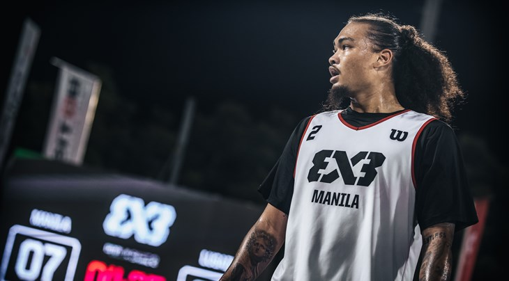 What happened to Manila Chooks TM at the 3x3 Doha Masters?