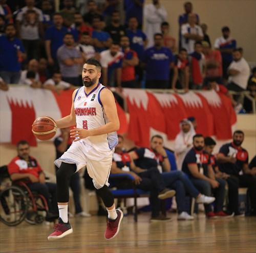 8 Ahmed Ismaeel (BRN)