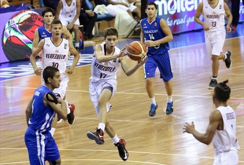 17 Alhan Diaz (VEN)