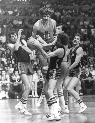 Team Yugoslavia was dominating in 1980