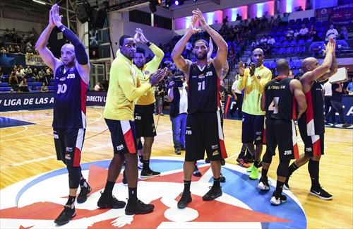 Guaros Celebrates Victory