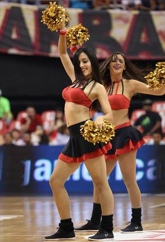 Guaros de Lara Cheerleaders